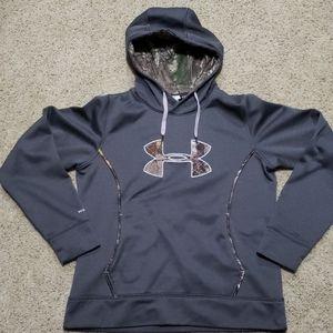UA Hooded Sweatshirt